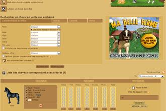 Horzer - Comprare un cavallo all asta ed altre interazioni